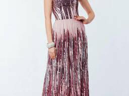 """Женское вечернее платье """"вечерний дождь"""" Lipar Фрез"""