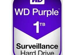 """Жесткий диск 3. 5"""" 1TB Western Digital (WD10PURZ)"""