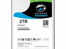 """Жесткий диск 3. 5"""" 2TB Seagate (ST2000VX008)"""
