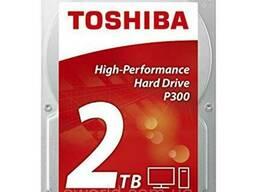 """Жесткий диск 3. 5"""" 2TB Toshiba (HDWD120UZSVA)"""