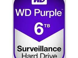 """Жесткий диск 3. 5"""" 6TB Western Digital (WD60PURZ)"""