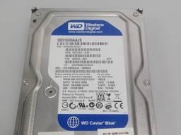 """Жесткий диск для компьютера WD 160gb SATA 3. 5"""""""