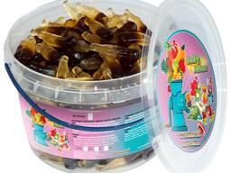 Жувальний мармелад ТМ Jelly Juice Клуб коли, 0,45 кг. Box (1шт. - 4г)