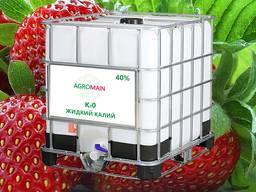 Жидкий калий K2O Agromain — 5 л
