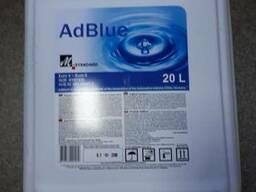 Жидкость AdBlue для снижения выбросов оксидов азота