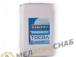 Жидкость охлаждающая тосол кан. 10 кг. -40С, этиленгликоль