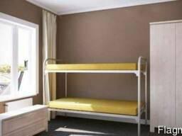 Койко-место в хостеле.