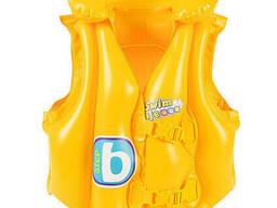 BW Жилет 32034 (24шт) желтый, 51-46см