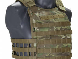 Плитоноска Plate carrier М-2 multicam