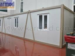 Жилые блок-контейнеры Кармод 9х3м