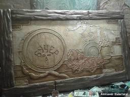Живопис з декоративних венеціанських штукатурок Луцьк. - фото 3