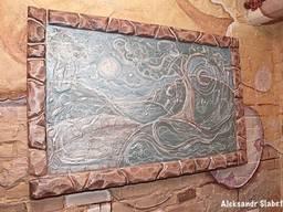 Живопис з декоративних венеціанських штукатурок Луцьк. - фото 7