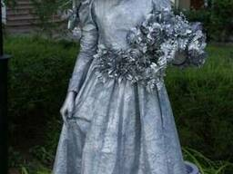 Живые статуи, сколько стоят живые статуи, заказать живые ск