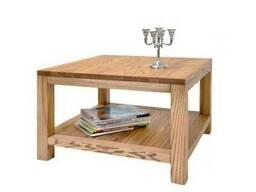 """Журнальный стол """"Билл"""" из натурального дерева"""