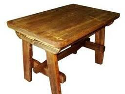 """Журнальный стол под старину """"Класический"""". Столы для кафе"""