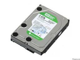 Жёсткий диск 500 Гб, 1 Тб, 2 Тб
