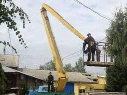 ЗИЛ Автовышка дизель АГП 22метра