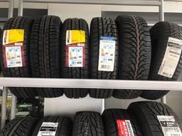 Зимние шины для легковых автомобилей любых размеров