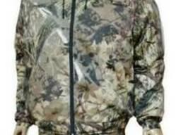 Зимний костюм для рыбалки и охоты (короткий под резинку)