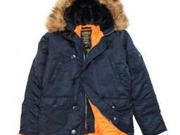 Зимняя куртка аляска, США - 100% оригинал!
