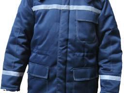 Рабочая куртка из греты на синтепоне