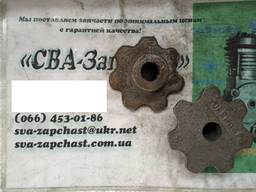 Зірочка СУПН Z-7 Зірочка Н 126.13.101 (z-7 t-31,75)