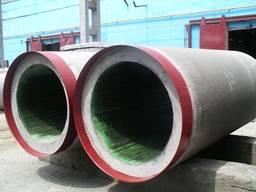 Каналізаційна та зливоприймальна труба ТСМ 120. 5. 25-5МД