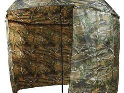Зонт палатка для рыбалки окно d2.2м SF23817 Дубок Хаки