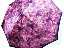 Зонт-трость Doppler 721165B-3 полуавтомат Сиреневый