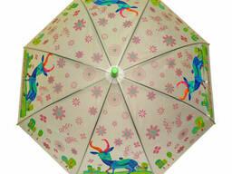 Зонтик детский трость (Light-Green) (MK 3877-2(Light-Green))