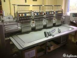 ZSK 2004г. jaf 0415-400 промышленная вышивальная машина
