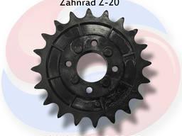Зубчасте колесо Z-20 G66248165 Gaspardo