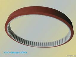 "Зубчатый ремень аналог 25 Т10 720 Linatex 7mm для ""Интермаш"""