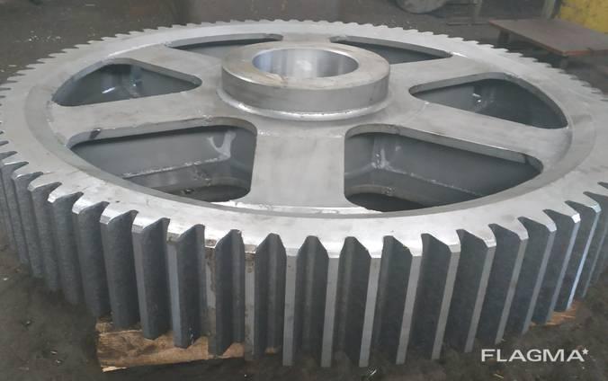 Зубчатые колеса, вал шестерни