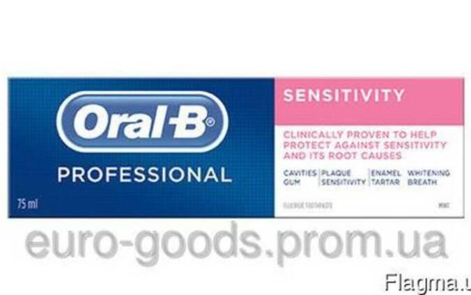 Зубна паста Oral-B Professional Sensitivity Shield 75ml