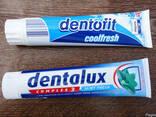 """Зубная паста """"Dentofit """", """"Dentolux"""" , 125 мл. - фото 1"""