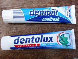 """Зубная паста """"Dentofit """", """"Dentolux"""" , 125 мл."""