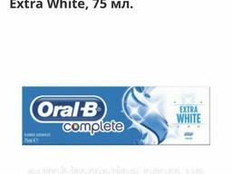 Зубная паста Oral-B Complete Extra White 75 мл