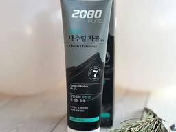Зубная паста с частицами древесного угля 2080 Black Clean