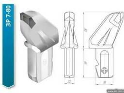 Зубок радиальный ЗР 7-80