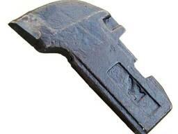 Зубок РО-65, резцы на бару и зубья для приварки на цепь
