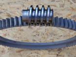 Зубонарізні роботи; виготовлення черв'ячних коліс - фото 2