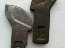 Зубья ЗН-3 для баровых цепей, на траншеекопатель, ЭЦУ, ЭТЦ