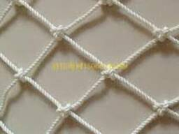 ЗУС защитно-улавливающая сетка