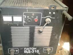 Зварювальні апарати ВД-301, ВДУ-506
