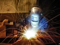 Зварювальні роботи, виготовлення металоконструкцій, малярка