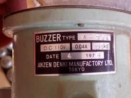 Звонок BUZZER