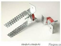 Звукоизоляционный подвес Vibrofix P