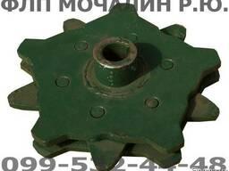 Звёздочка выгрузного редуктора ТСН-160
