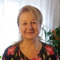 Серова Ганна Петрівна